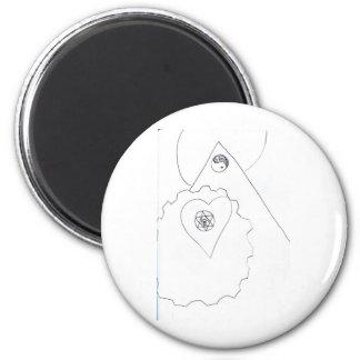 Class Symbol Song Razz 555 2 Inch Round Magnet