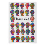 Class Thank You - Caldwell Posters