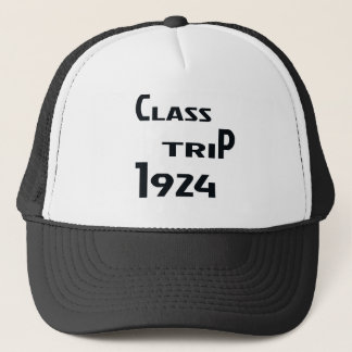Class Trip 1924 Trucker Hat