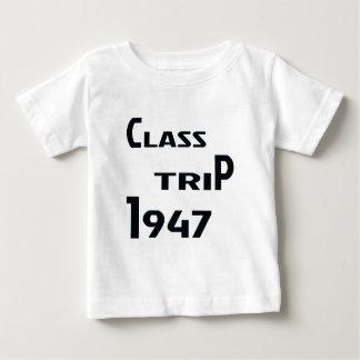 Class Trip 1947 Baby T-Shirt
