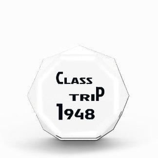 Class Trip 1948 Award