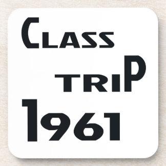 Class Trip 1961 Coaster