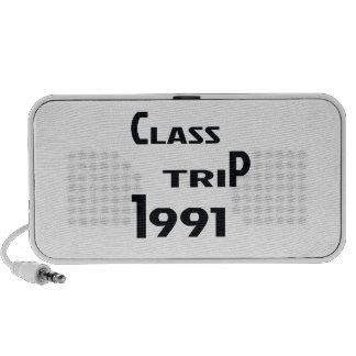 Class Trip 1991 Mini Speaker