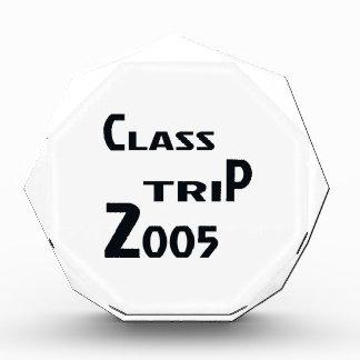 Class Trip 2005 Award