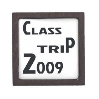 Class Trip 2009 Keepsake Box