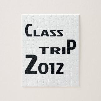 Class Trip 2012 Jigsaw Puzzle