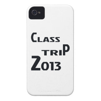 Class Trip 2013 iPhone 4 Case