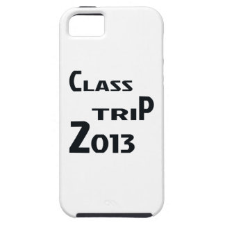 Class Trip 2013 iPhone SE/5/5s Case