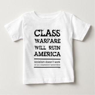 Class Warfare Baby T-Shirt