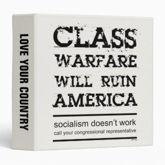 Class Warfare Binder