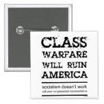 Class Warfare Pins