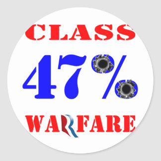 Class Warfare Sticker