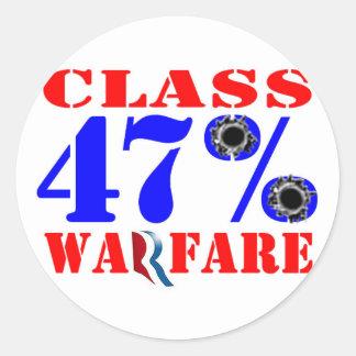 Class Warfare Stickers