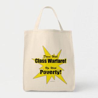 Class Warfare... Tote Bag