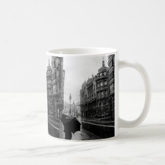 Classc Black and White Photo, Bilbao Spain. Coffee Mug