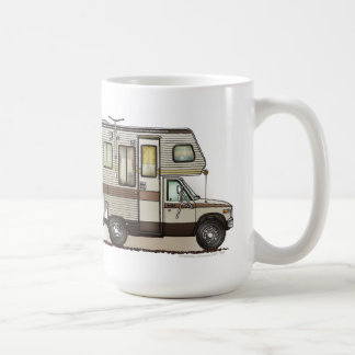 ClassC Camper RV Magnets Coffee Mug