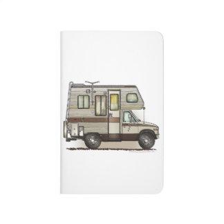 ClassC Camper RV Magnets Journal