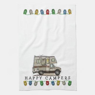 ClassC Camper RV Magnets Towel