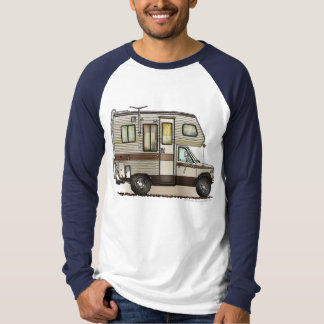 ClassC Camper RV Magnets T-Shirt