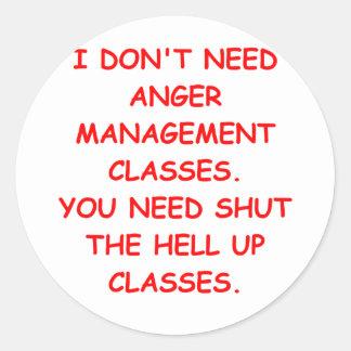 CLASSES.png Sticker