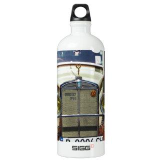 Classic 1928 Berliet. Aluminum Water Bottle