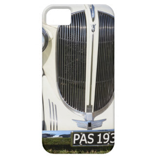 Classic 1930s V8 Grille iPhone SE/5/5s Case