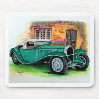 Classic 1932 Type 41 Mouse Pads