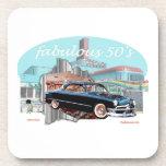Classic_1950_Ford Posavasos De Bebida