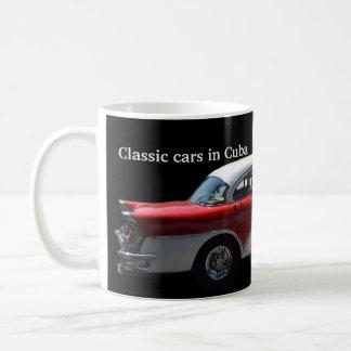Classic 1950s Car in Havana Cuba Coffee Mug
