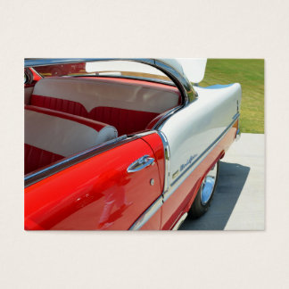 Classic 1950's Chevrolet Business Card