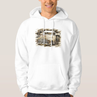 Classic 1950's Chevrolet Chevy Truck Hoodie