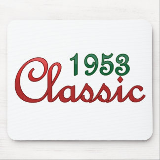 Classic 1953 mouse pad