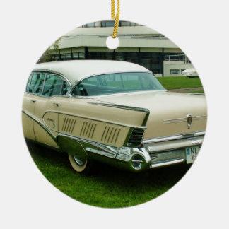 Classic 1958 Buick Limited. Ceramic Ornament