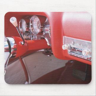 Classic 1959 Coronet Car Dash Photograph Mouse Pad