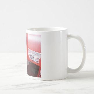 Classic 1959 Coronet Car Dash Photograph Coffee Mug