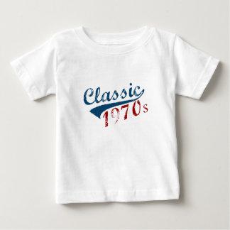 """Classic, """"1970's"""" 30's baby T-Shirt"""