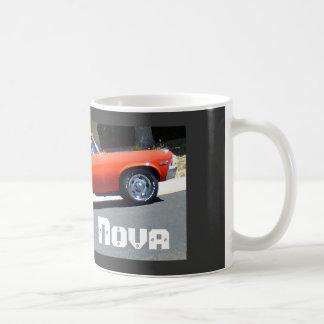 Classic 1972 Chevy Nova - Digital Art Mug