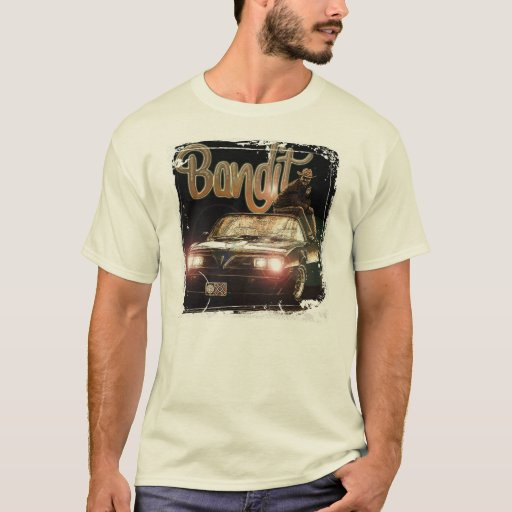 Zazzle Classic 1977 Trans Am Bandit T-shirt