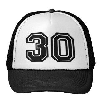Classic 30th Birthday Trucker Hat