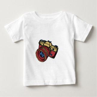 Classic 35mm SLR Camera Design Baby T-Shirt