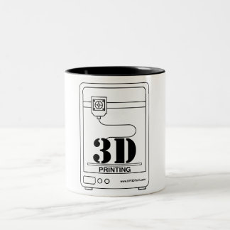 Classic 3D Printer Coffee Mug