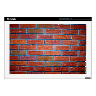 Classic 50's Brick Pattern Laptop Skins