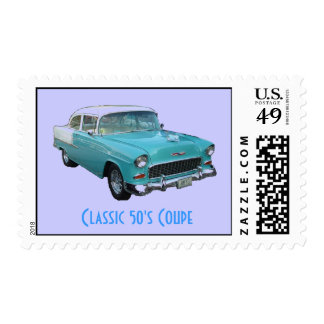 CLASSIC 50's COUPE stamps