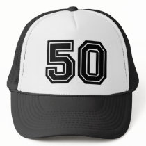 Classic 50th Birthday Trucker Hat