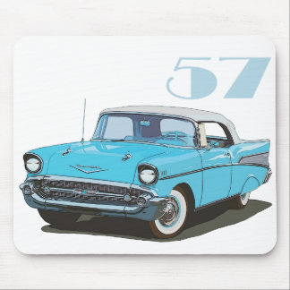 Classic 57 mouse pad