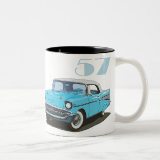 Classic 57 Two-Tone coffee mug