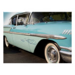 Classic 58 Chevy Poster