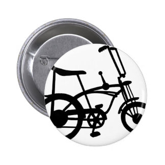 CLASSIC 60'S BIKE BICYLE SCHWINN STINGRAY BIKE BUTTON
