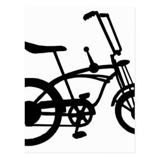 CLASSIC 60'S BIKE BICYLE SCHWINN STINGRAY BIKE POSTCARD