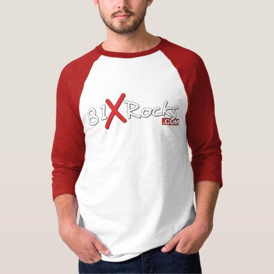 Classic 81xRocks T-Shirt